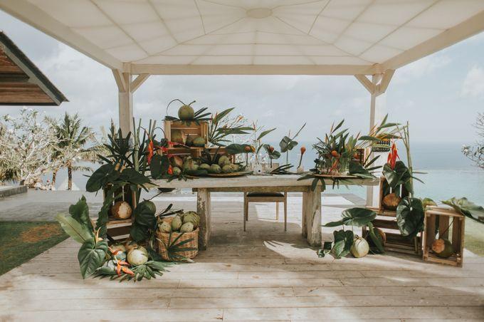 Renda & Craig by Bali Wedding Paradise - 024