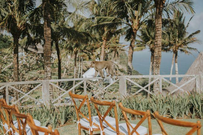 Renda & Craig by Bali Wedding Paradise - 025