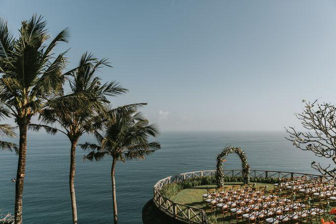 Renda & Craig by Bali Wedding Paradise - 026