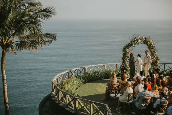 Renda & Craig by Bali Wedding Paradise - 027