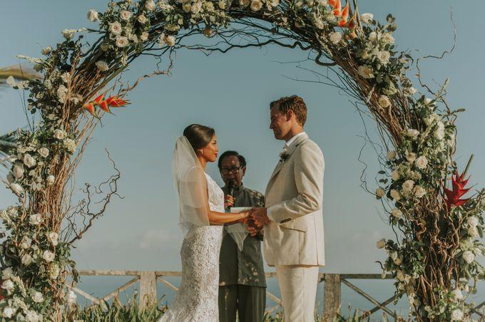 Renda & Craig by Bali Wedding Paradise - 028