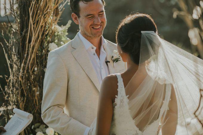 Renda & Craig by Bali Wedding Paradise - 029