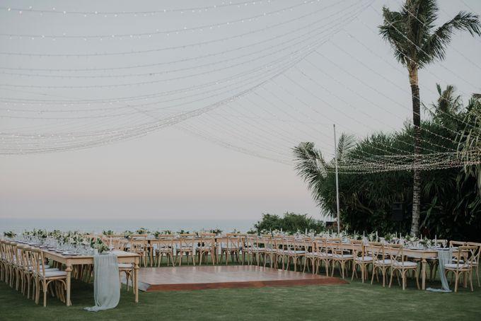 Lisa & Alessio Wedding by Bloomz Flower Bali - 014