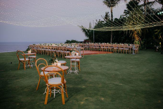 Lisa & Alessio Wedding by Bloomz Flower Bali - 019