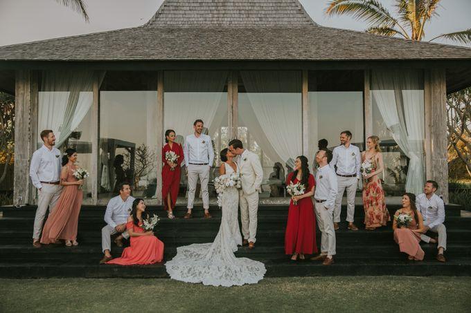 Renda & Craig by Bali Wedding Paradise - 030