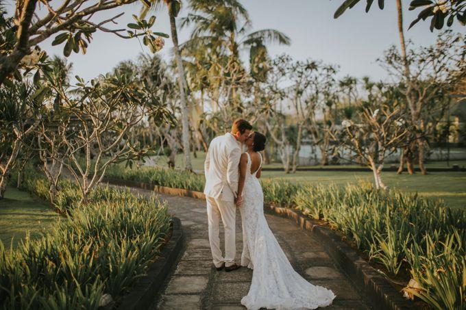 Renda & Craig by Bali Wedding Paradise - 001