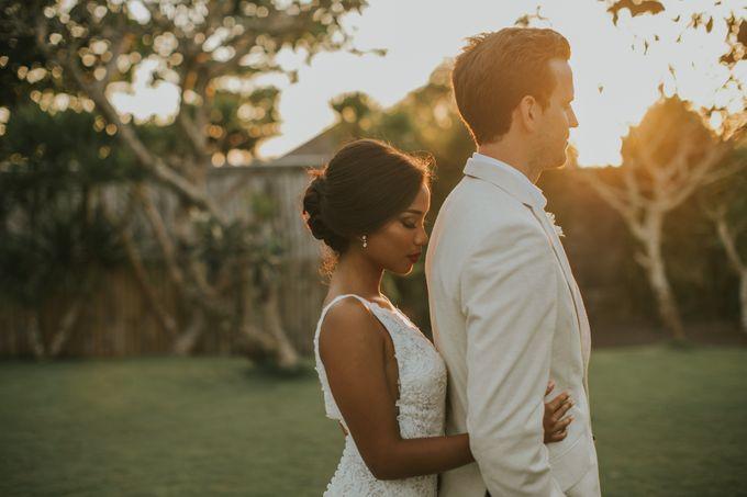 Renda & Craig by Bali Wedding Paradise - 031