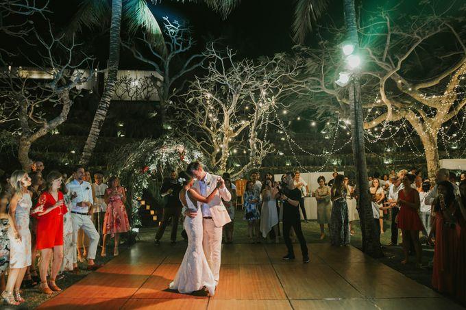 Renda & Craig by Bali Wedding Paradise - 037