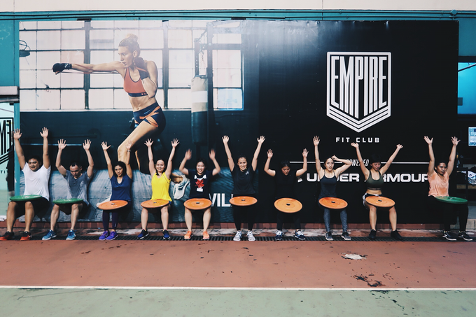 Bootcamp Training by Empire Fit Club - 004