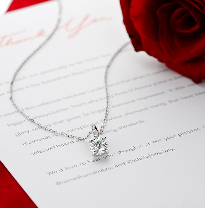 Rose D Amour Collection GIA and GemEx Certified by Adelle Jewellery - 004