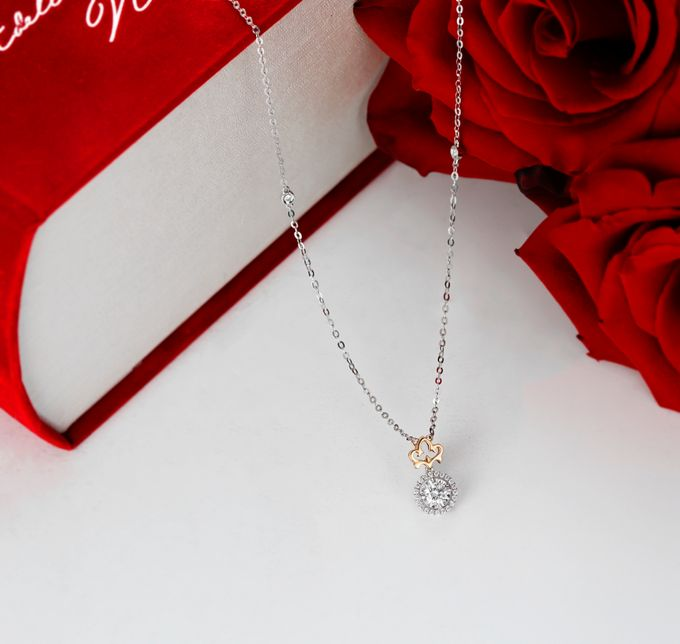 Rose D Amour Collection GIA and GemEx Certified by Adelle Jewellery - 006