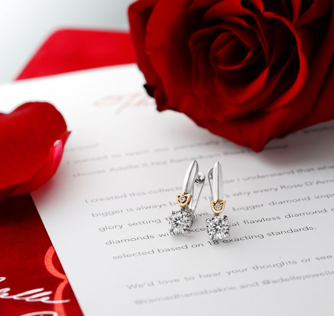 Rose D Amour Collection GIA and GemEx Certified by Adelle Jewellery - 005