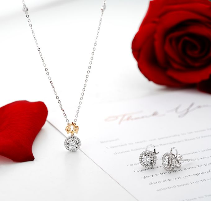 Rose D Amour Collection GIA and GemEx Certified by Adelle Jewellery - 002