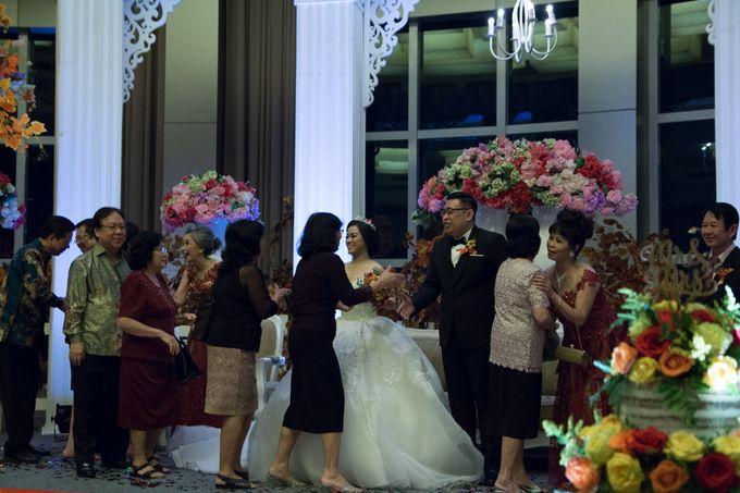 Wedding Andrianto & Melisa by Red Hat Organizer - 005