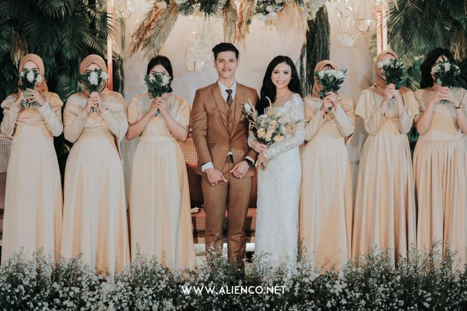 The Wedding Of Intan & Puja by Jakarta Souvenir - 033