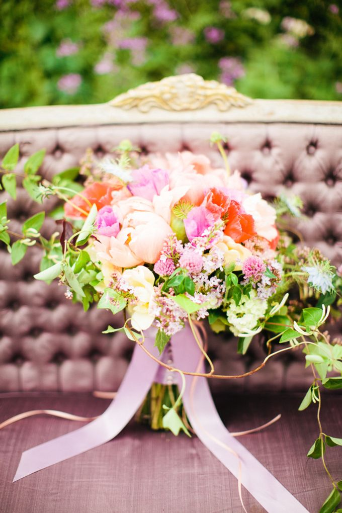 Bouquets & Boutonnieres by Mobtown Florals - 014