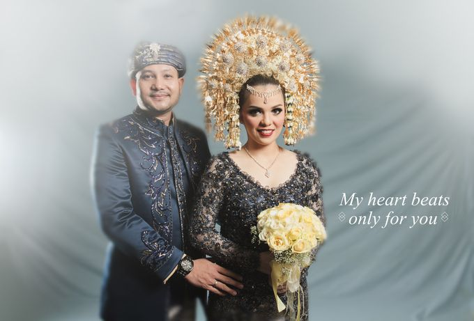 Chacha & Dika | Wedding by Kotak Imaji - 035