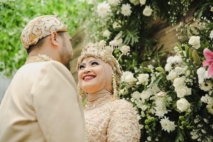 Syifa & Karim | Wedding by Kotak Imaji - 047