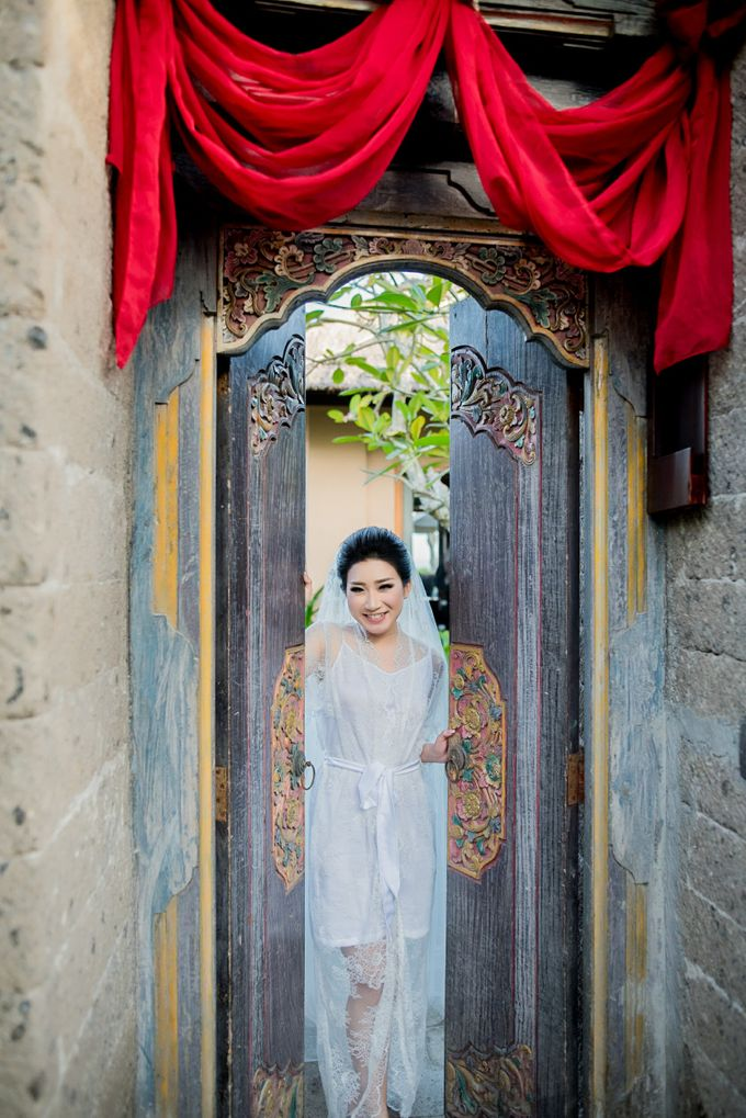 To The One Who Stole My Heart - Endro & Olivia Bali Wedding by Majestic Events - 007