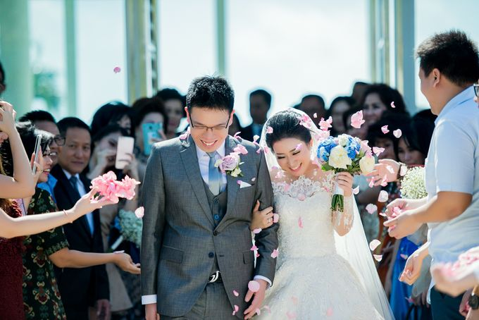 To The One Who Stole My Heart - Endro & Olivia Bali Wedding by Majestic Events - 019