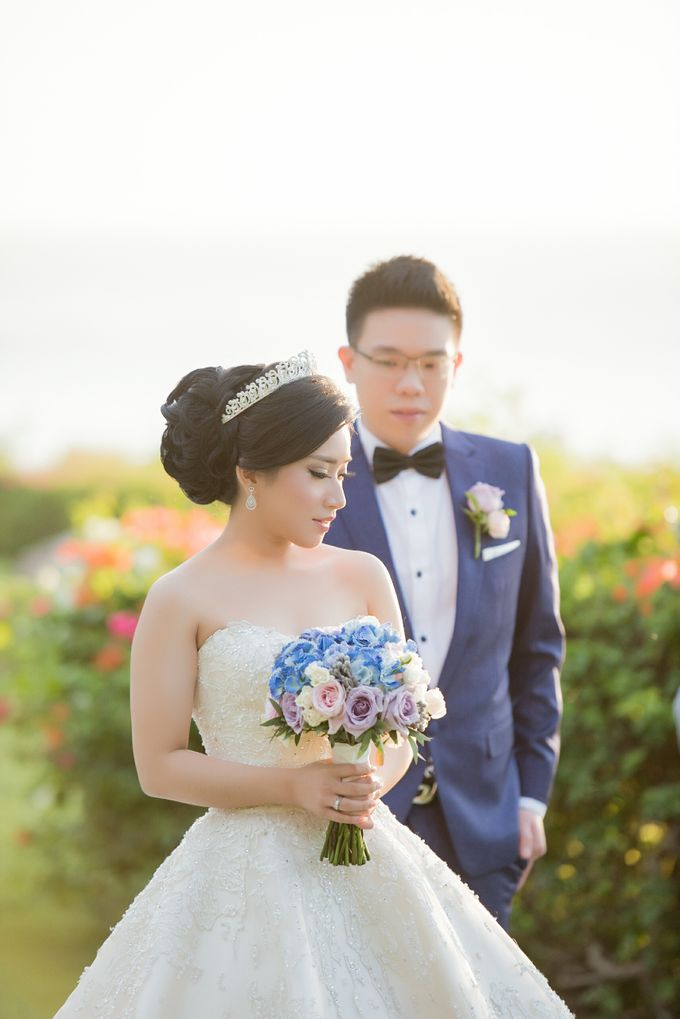 To The One Who Stole My Heart - Endro & Olivia Bali Wedding by Majestic Events - 027