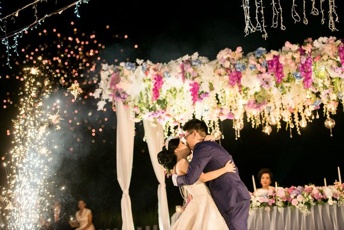 To The One Who Stole My Heart - Endro & Olivia Bali Wedding by Majestic Events - 038