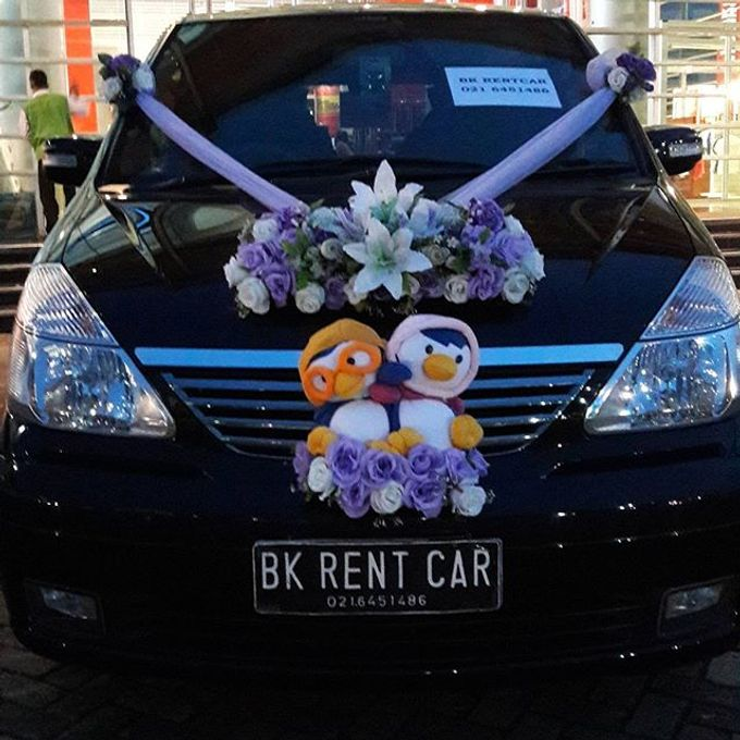 Wedding Car BK Rent Car by BKRENTCAR - 020