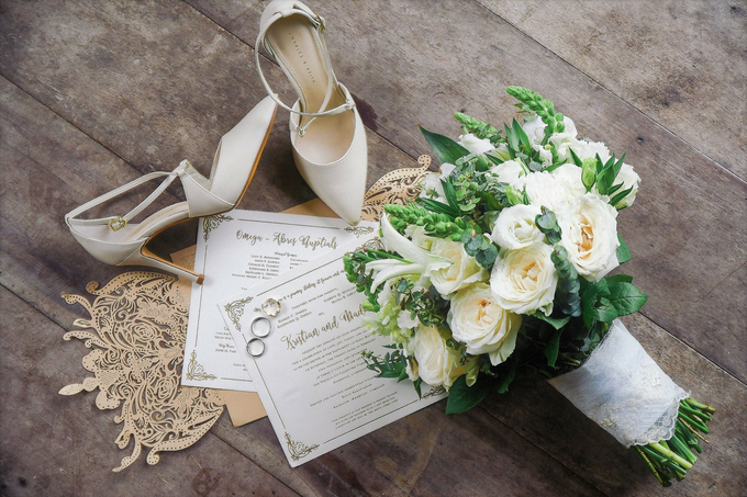 The Wedding Details | Kristian & Madel by ISG Print Ideas - 001