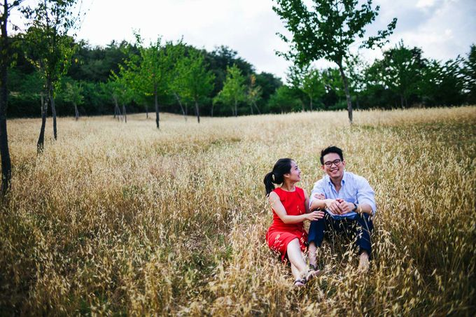 Engagement photography in Tuscany by Laura Barbera Photography - 009