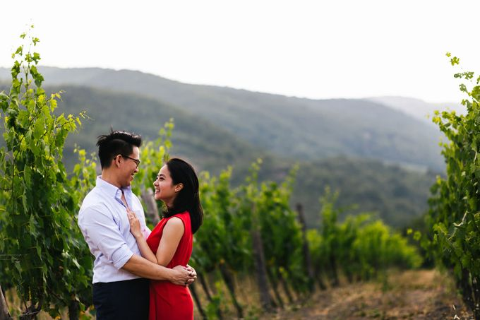 Engagement photography in Tuscany by Laura Barbera Photography - 002