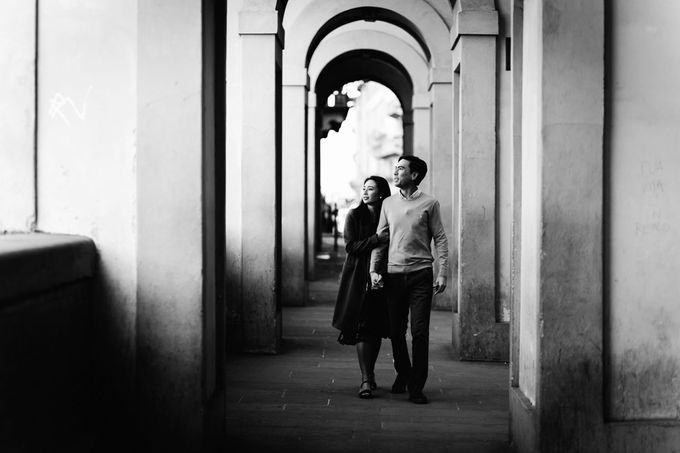 Engagement photography in Tuscany by Laura Barbera Photography - 008