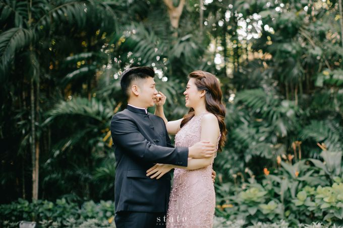 Engagement - Rendy & Agnes by State Photography - 014