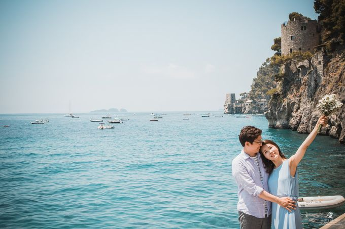 Positano Engagement Photoshooting by Andrea Gallucci Destination Photographer Amalfi Coast - 004