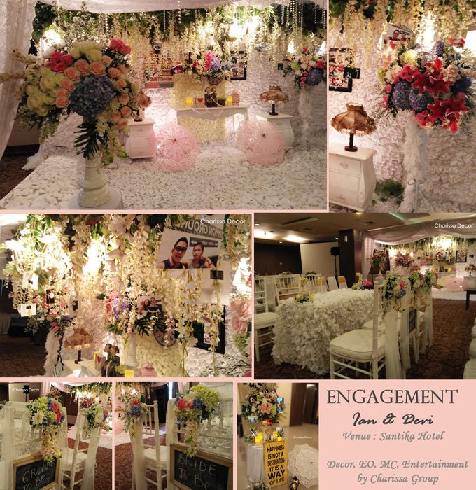 Engagement Ian & Devi by Charissa Event & Wedding Decoration - 008