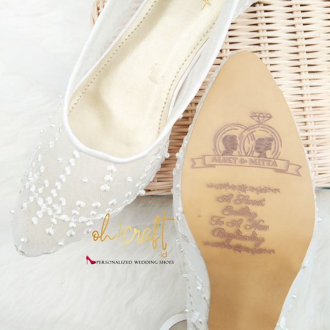 Engraving by Ohcraft Shoes - 002