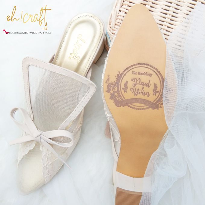 Engraving by Ohcraft Shoes - 003