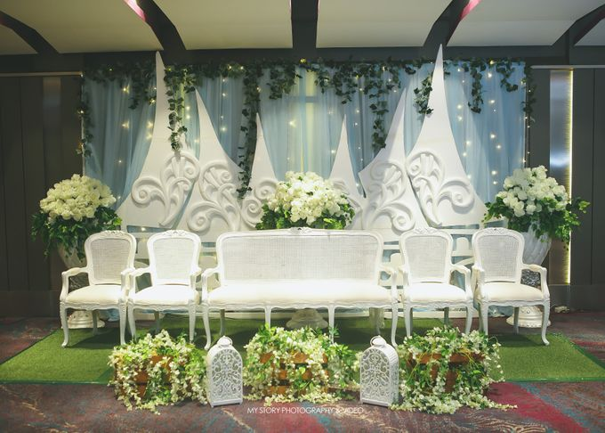Event Enindita & Rico by Mercure Jakarta Sabang - 002