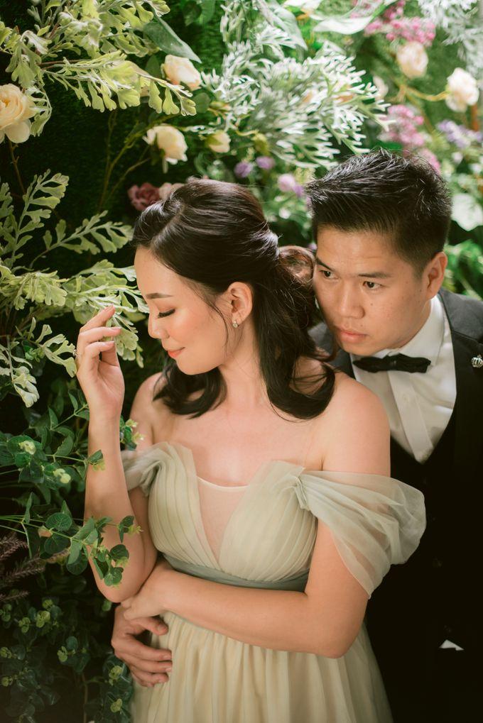 Prewedding Makeup by Junie Fang Makeup Artist - 007