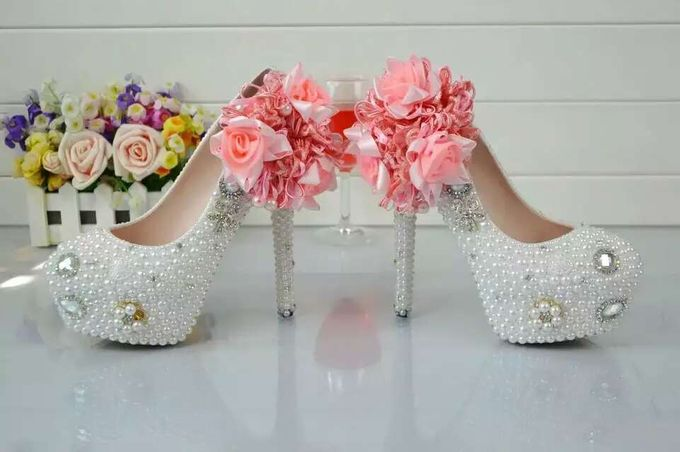 WEDDING SHOES by TIANXI TRADING PTE LTD - 006