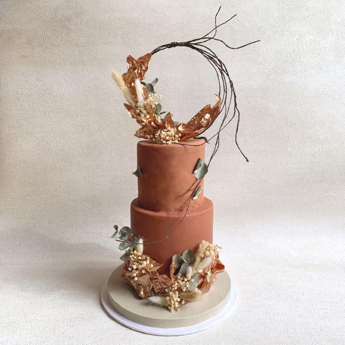 Wedding Cake by Équateur Patisserie - 006