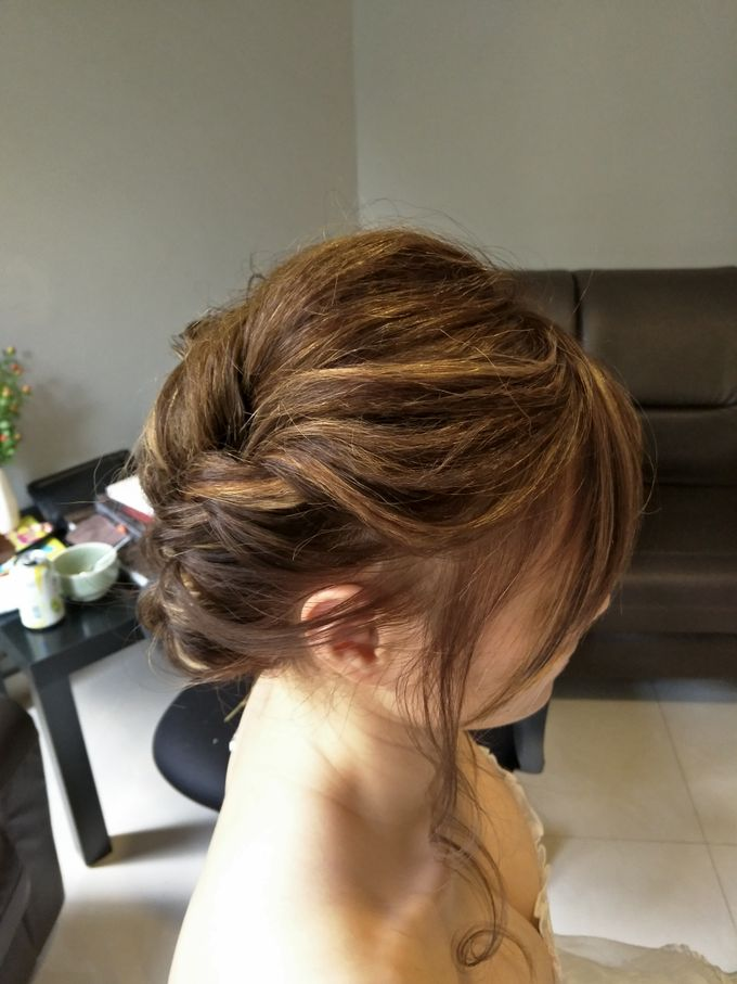 HAIR STYLING by CLICK MAKEUP - 004
