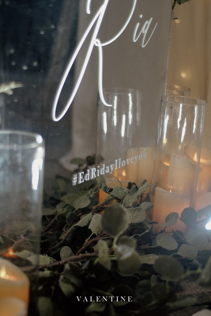 Edward & Ria Wedding Decoration by Valentine Wedding Decoration - 021