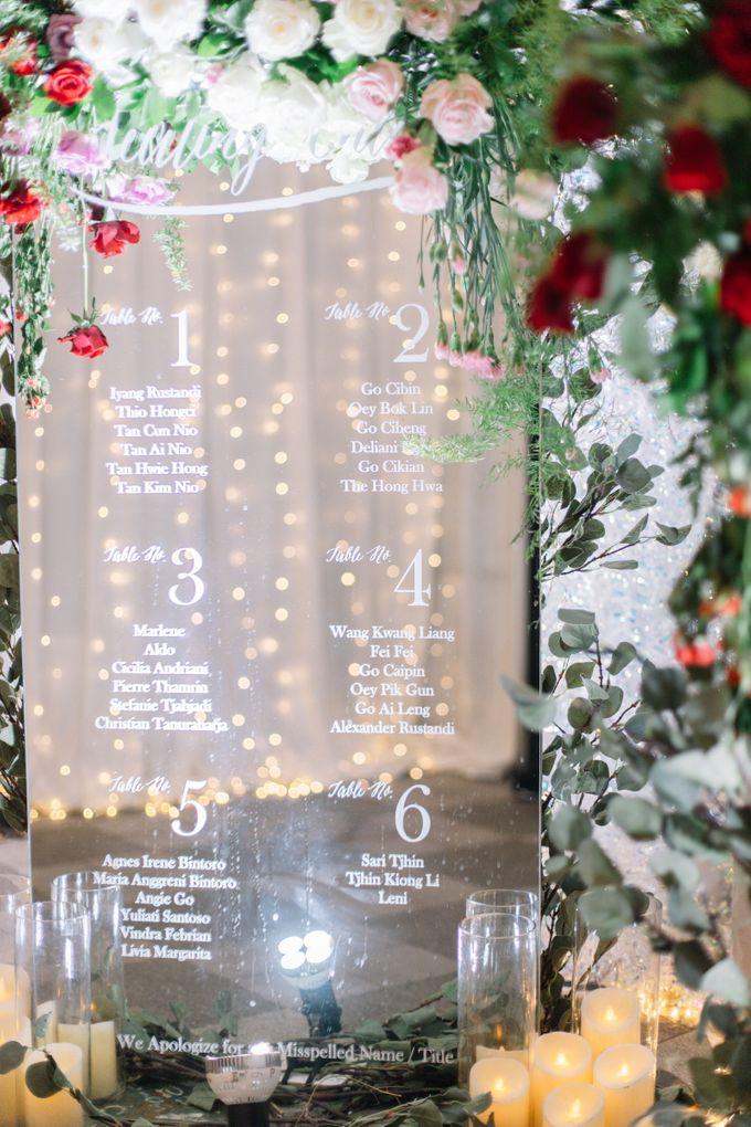 Edward & Ria Wedding Decoration by Valentine Wedding Decoration - 024