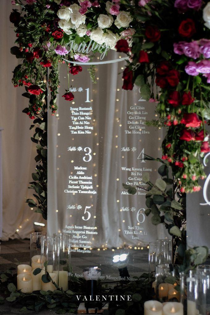 Edward & Ria Wedding Decoration by Valentine Wedding Decoration - 027