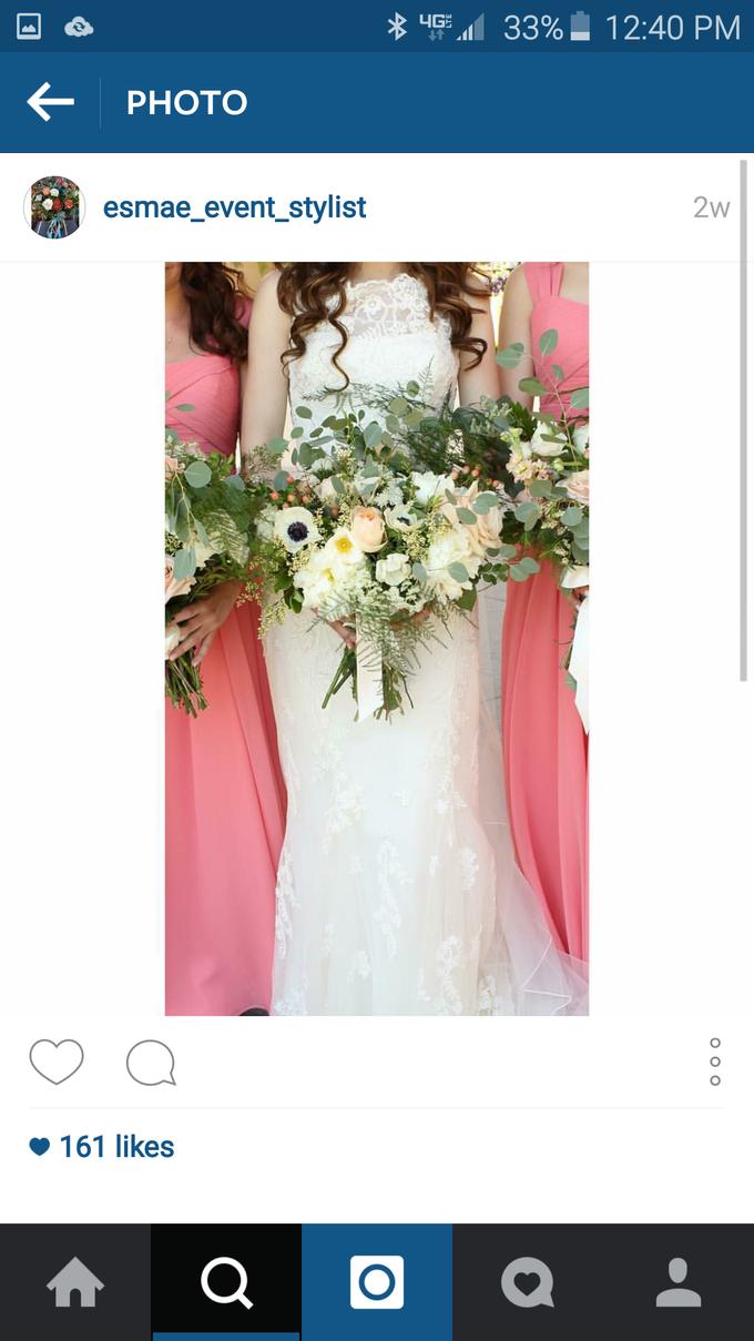 Lily & Igor 2015 by Esmae Event Floral Design - 007
