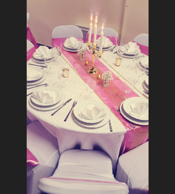 Pink And Gold by Kamy Wedding - 002