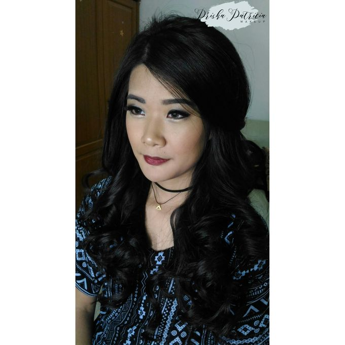 PROFESSIONAL MAKEUP CLASS by Priska Patricia Makeup - 036