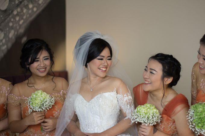 Wedding Andrianto & Melisa by Red Hat Organizer - 030