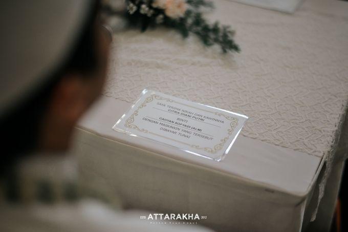 Wedding Citra & Nouval by Attarakha Fotografi - 017