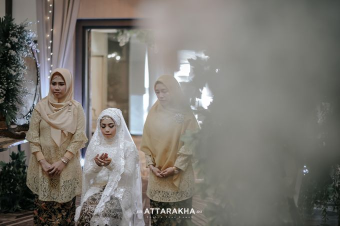 Wedding Citra & Nouval by Attarakha Fotografi - 020